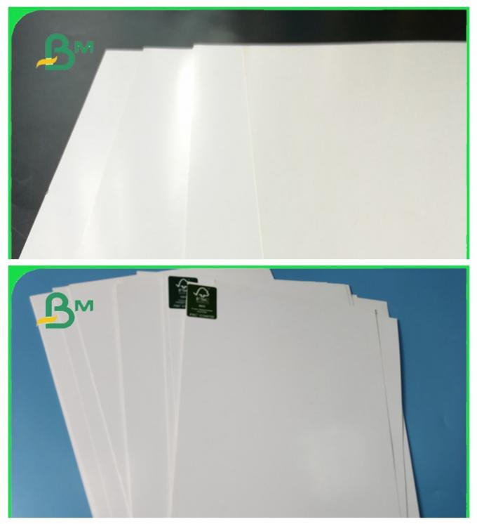 80g - 400g FSC Approved High Coated Paper Size Customized for Making Colorful Pictures