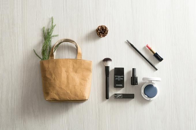 0.3 / 0.55 / 0.8 mm Soft and wear resistant washable kraft paper DIY bags