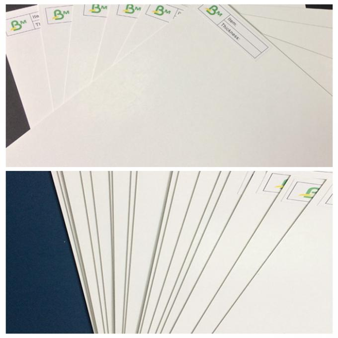 250GSM & 350GSM Folding Box Board Sheets FSC Certified Grade AAA 787 * 1092MM