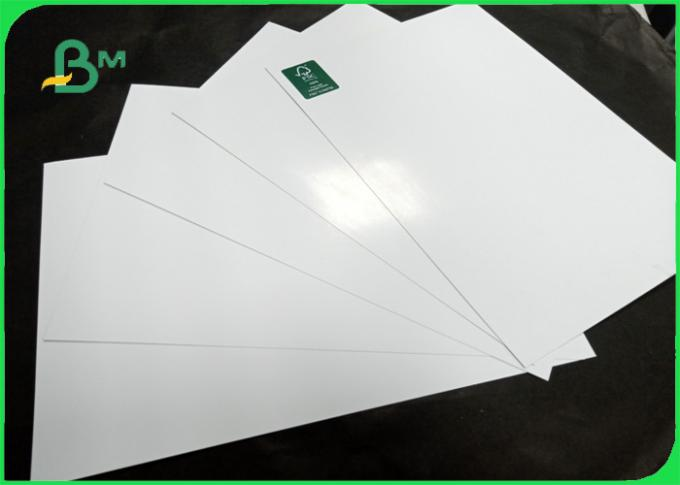 300gsm Good printing performance C2S Art card paper for boarding pass