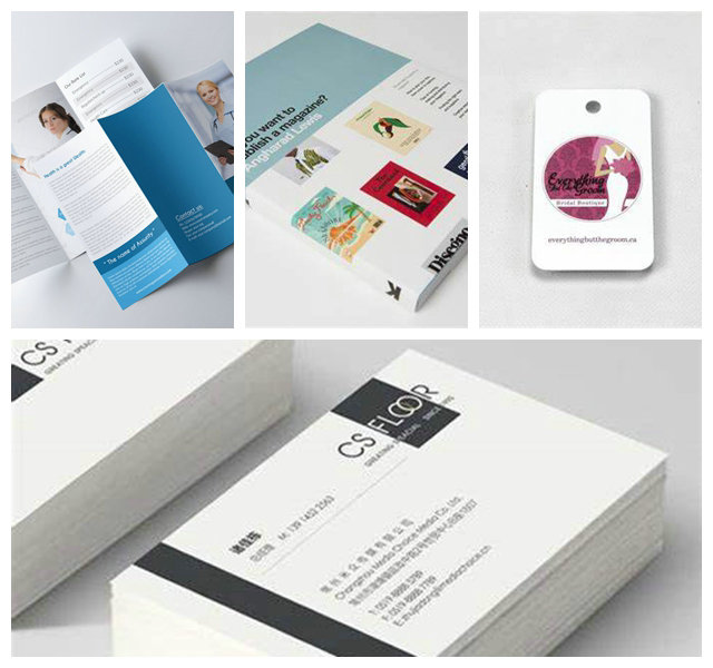 Super Glossy 250gsm 300gsm 350gsm C2S Art Paper For Printing Name Card
