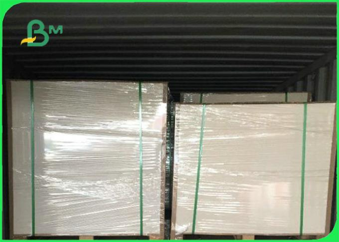 70cm x 100cm Hard Stiffness 250gsm - 350gsm Ivory Paper For Making Boxes