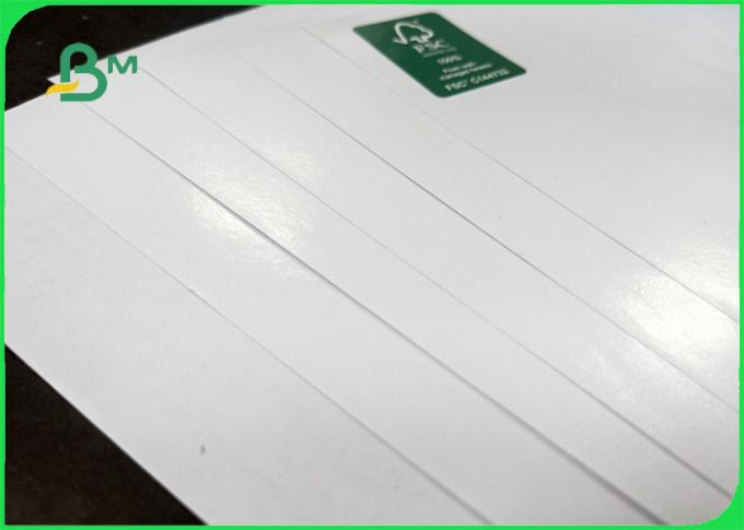 125gsm FBB board with 15gsm food grade PE film paper sheet for Packing box