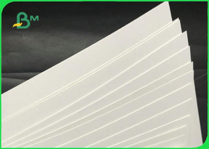 Eco - friendly 70 * 100cm 250gsm - 400gsm SBS Paper Board For Cosmetic Box
